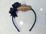 Alice Band   Navy